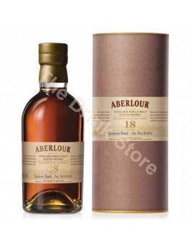 Picture of ABERLOUR 0.7L 18 ANI BOURBON CASK